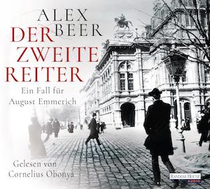 Der zweite Reiter von Alex Beer